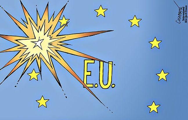Le Brexit vu par le dessinateur Patrick Chappatte