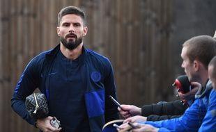 Giroud devrait encore être appelé en Bleu pour la Moldavie et l'Albanie.