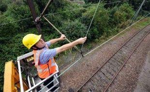 Une réforme d'ensemble du système ferroviaire français, beaucoup trop complexe en raison de la séparation entre Réseau ferré de France et la SNCF, s'impose selon un rapport parlementaire publié jeudi, qui réclame aussi plus de moyens pour faire face à la dégradation des voies ferrées.