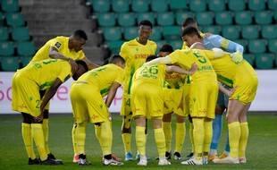 Les Canaris sont 19es de Ligue 1 à cinq journées de la fin.