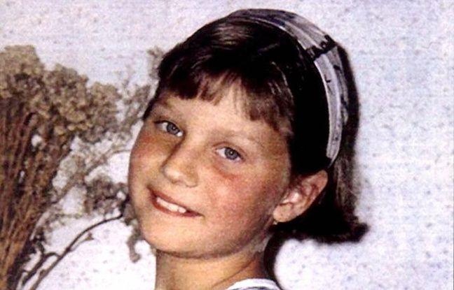 Portrait de Marion Wagon, disparue le 14 novembre 1996 à l'âge de dix ans