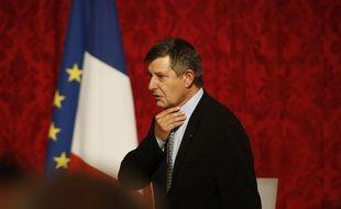 Jean-Pierre Jouyet, le 16 septembre 2014.