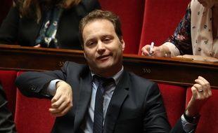 Sylvain Maillard, député LREM à l'origine de la proposition