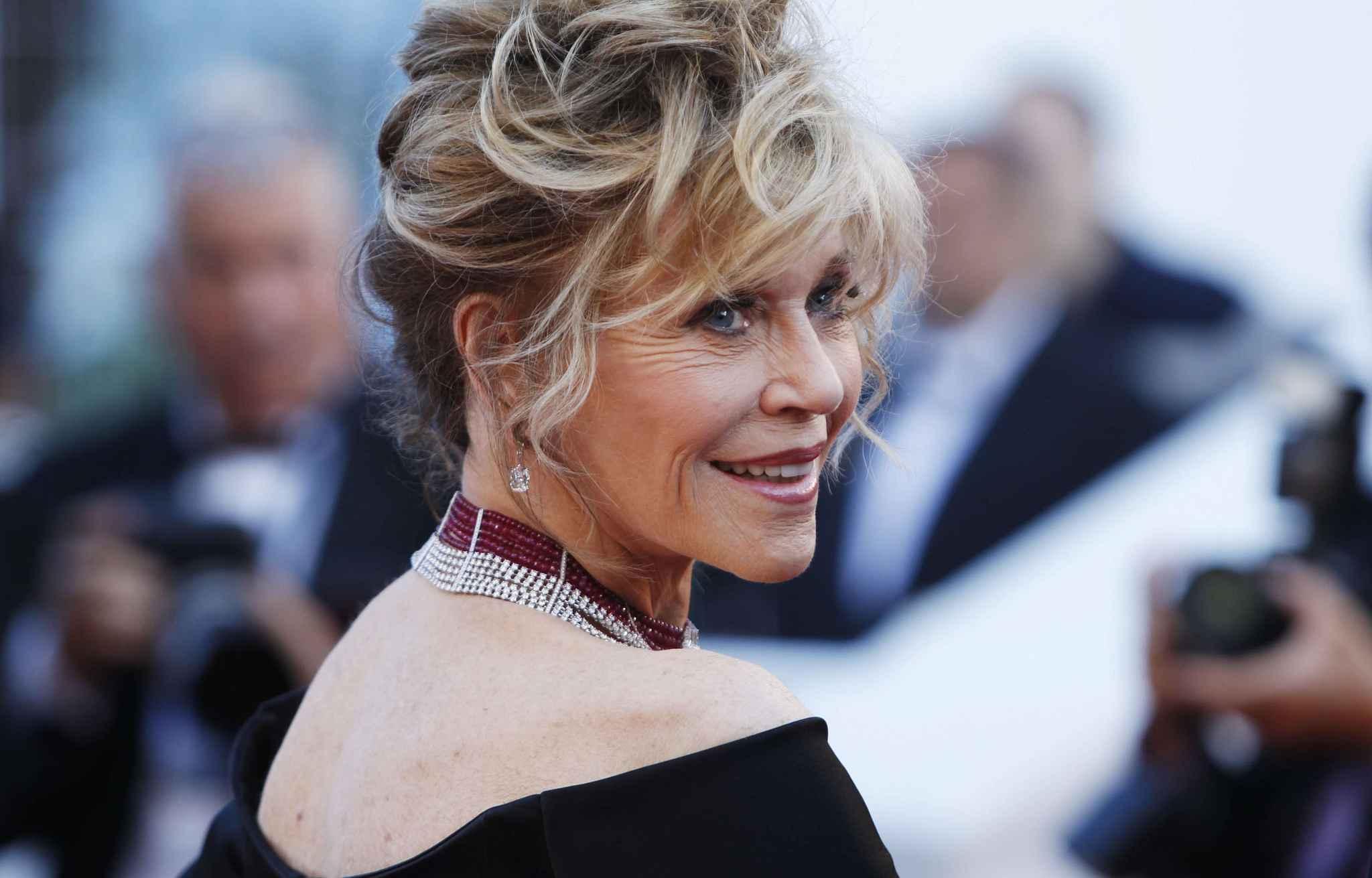Jane Fonda confie avoir été victime d'un viol quand elle était enfant