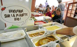La filière bio veut investir davantage le secteur de la restauration scolaire