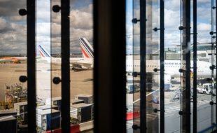 Des avions Air France sur le tarmac de l'aéroport d'Orly (image d'illustration).