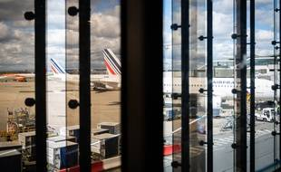 Des avions Air France sur le tarmac de l'aéroport d'Orly (image d'illustration).