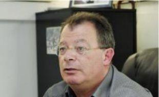 Patrick Rué, secrétaire général adjoint FO pour les agents territoriaux de Marseille.