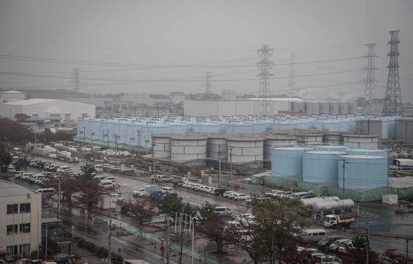 Fukushima: Le Japon envisagerait de déverser les eaux contaminées dans le Pacifique