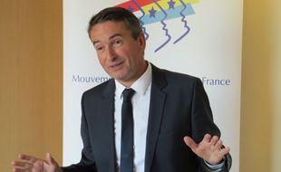 Jean-Luc Monteil président du MEDEF PACA