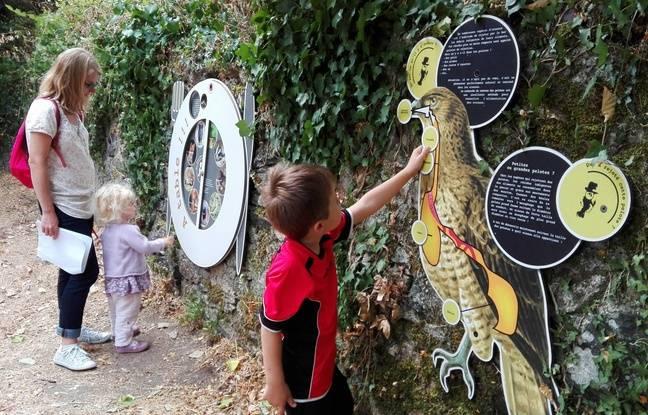 Les parcours «Murmures de rochers» sont spécialement adaptés aux enfants.