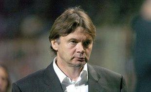 Philippe Troussier, ancien entraîneur de l'OM.