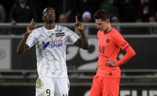 Draxler et le PSG ont vécu un matrch fou à Amiens