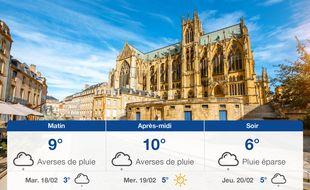 Météo Angers: Prévisions du lundi 17 février 2020
