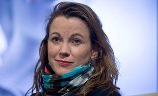 Axelle Lemaire, secrétaire d'Etat au numérique, a lancé le French Tech Ticket ce mercredi.