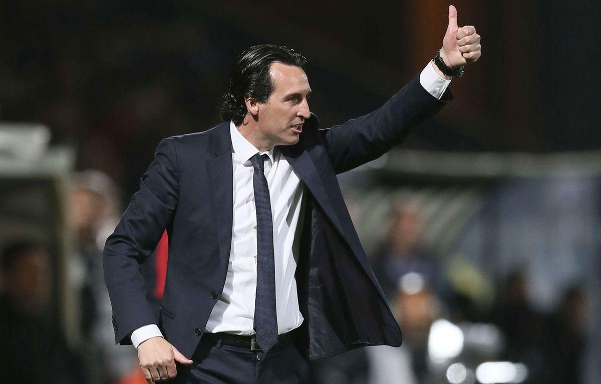 Unai Emery vers la Roma ? – David Vincent/AP/SIPA