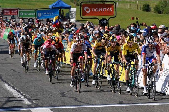 L'équipe Jumbo Visma ressemble à un épouvantail avant le Tour de France.