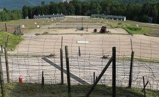 Camp de concentration du Struthof. (Archives)