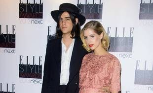 Thomas Cohen et Peaches Geldof