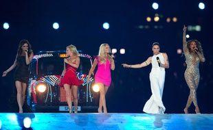 Le 12 août 2012, les Spice Girls se sont exceptionnellement reformées pour la cérémonie de clôture des JO de Londres.