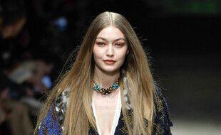 La top-modèle Gigi Hadid