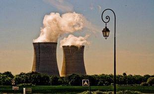 Centrale nucleaire de Dampierre en Burly