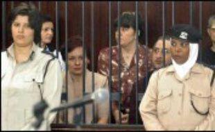 Le procès en appel de cinq infirmières bulgares et d'un médecin palestinien, accusés d'avoir inoculé le sida à des enfants libyens, a repris mardi à Tripoli devant la cour criminelle.
