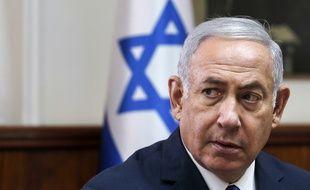 Benyamin Netanyahou, en septembre 2018.