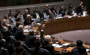 Les Palestiniens entendent une nouvelle fois réclamer un vote au Conseil de sécurité des Nations unies pour parvenir «à la fin de l'occupation et à l'instauration d'un Etat de Palestine dans les frontières de 1967.