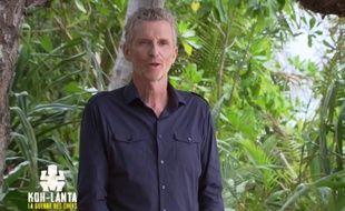 Denis Brogniart dans le premier épisode de «Koh Lanta, la Guerre des chefs».