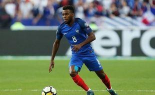 Thomas Lemar a marqué le second but de l'équipe de France.