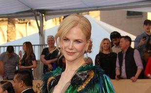 Nicole Kidman aux 23e Screen Actors Guild Awards