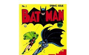 Un comic Batman vendu 2,2 millions de dollars