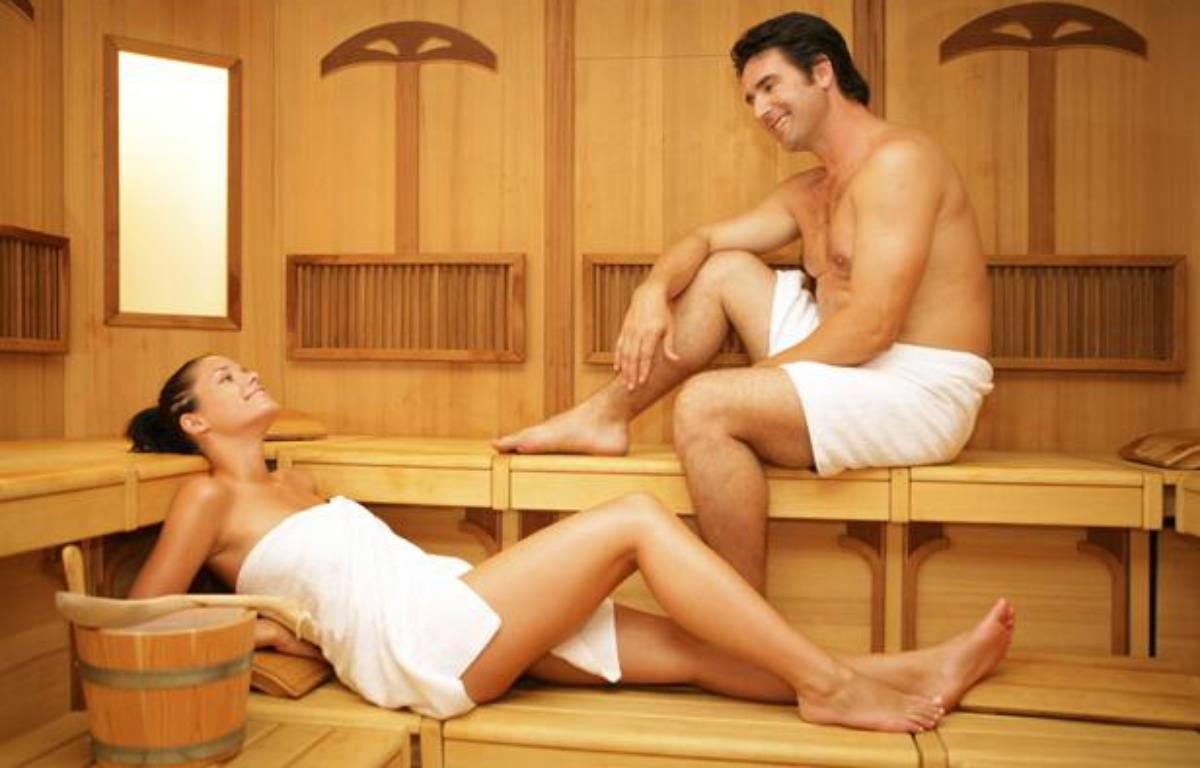 Le sauna active la circulation sanguine. – TPH / SIPA