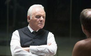 Anthony Hopkins dans la série la plus attendue de la rentrée, «Westworld».