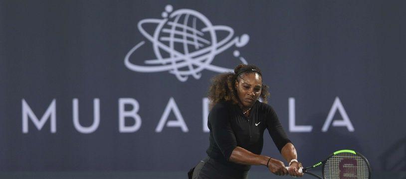 Serena is back.