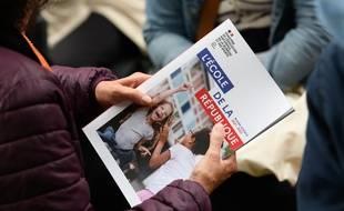 Jeudi dernier, le ministre Jean Michel Blanquer donnait une conférence de presse abordant les modalités de la rentrée scolaire (Illustration)