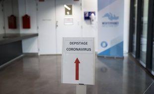 L'IHU est un centre de référence pour dépister le coronavirus en France