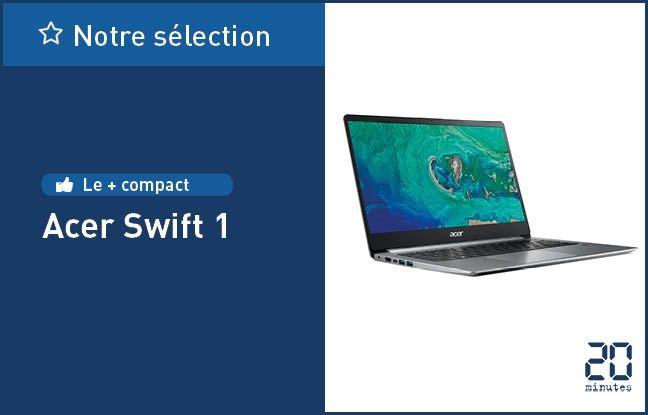 Le Swift 1, de Acer