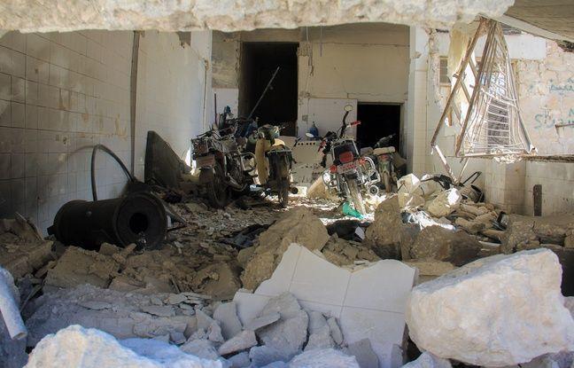 nouvel ordre mondial | Attaque chimique en Syrie: Un rapport de l'ONU pointe la responsabilité de Damas, Moscou dénonce des «incohérences»