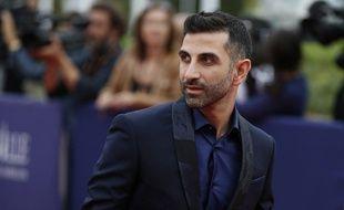 L'humoriste Kheiron au 42ième festival du film américain de Deauville, le 2 septembre 2016