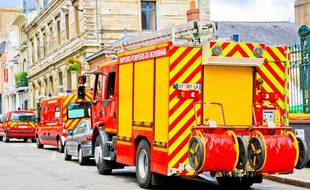 Des camions de pompiers (illustration).