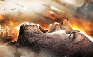 L'affiche du film «Stalingrad» de Fiodor Bondartchouk.