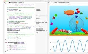 Swift, un langage de programmation dévoilé par Apple le 2 juin 2014.