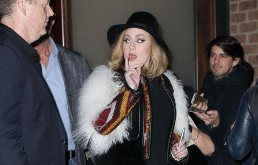 VIDEO. Adele prépare très sérieusement son retour