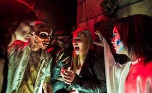 Casting des Horror Nights 2016 à Europa-Park