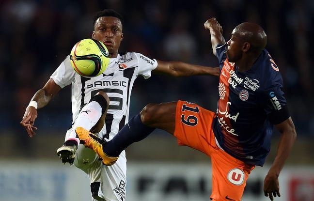 Montpellier: Souleymane Camara, l'attaquant du MHSC, est éternel
