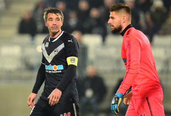 Benoît Costil a succédé à Jérémy Toulalan en tant que capitaine des Girondins de Bordeaux.
