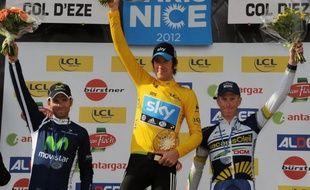 Le Tour de Catalogne s'élancera lundi de Calella pour rallier dimanche Barcelone, avec trois protagonistes du dernier Paris-Nice: son vainqueur, l'Anglais Wiggins (Sky), l'Espagnol Valverde (Movistar) et l'Américain Leipheimer (Omega Pharma).