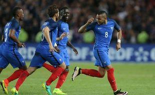 Dimitri Payet lutte pour une place de titulaire à l'Euro